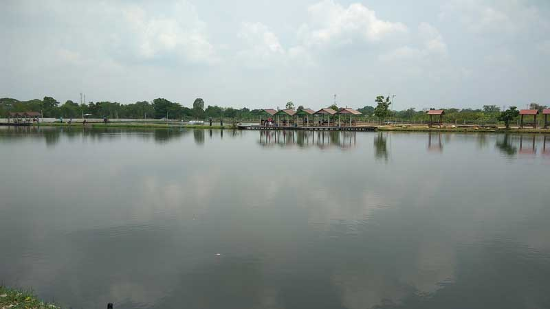 モンコン mongkol タイランド 釣り 管理釣り場 釣堀