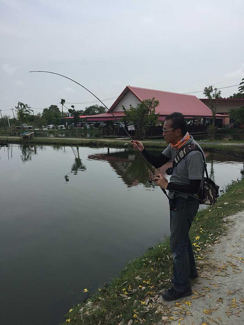 モンコン mongkol 釣り タイランド やり取り