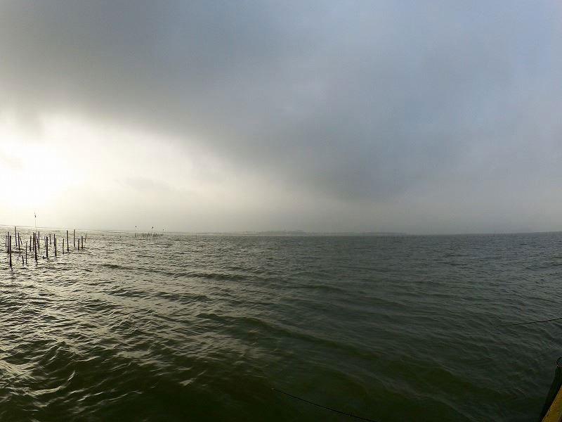 バンサレー 海 釣り