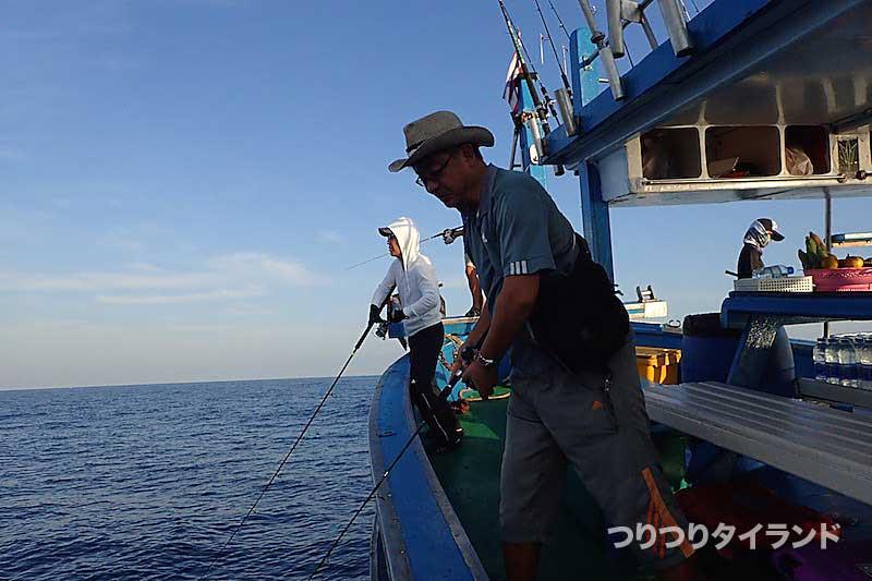 シミラン 釣り