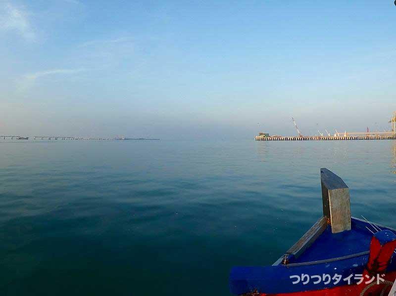 タイランド湾 海