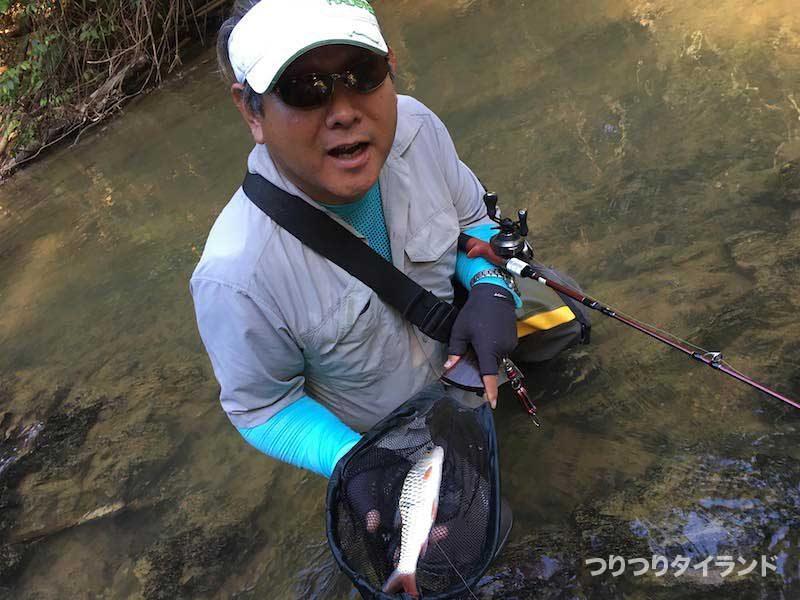 タイ カスープ 釣り