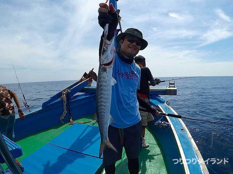 バラクーダ シミラン 釣り