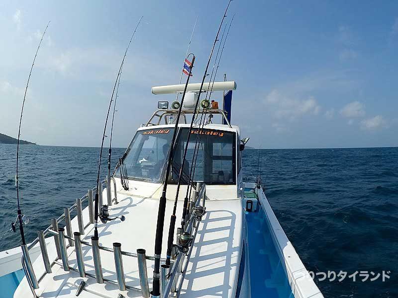 mokoley釣り船