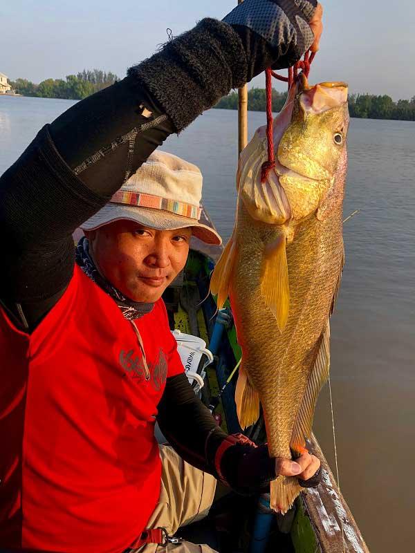 プラー ハンキュー 釣り つりつりタイランド