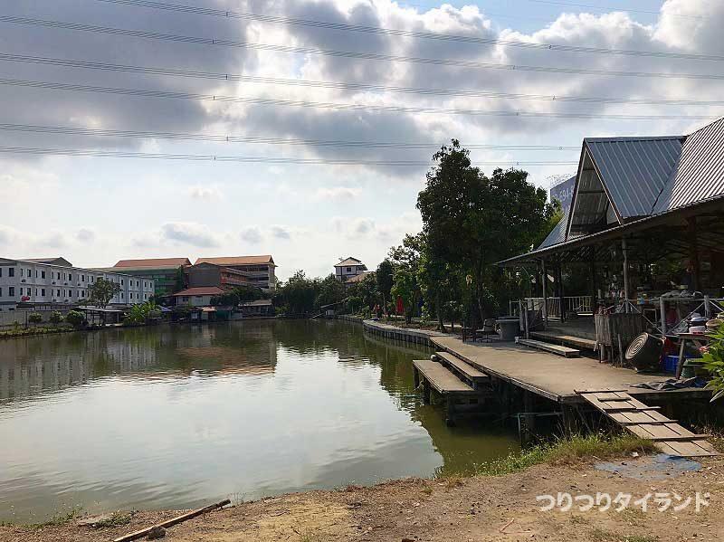 Nanafishingの風景