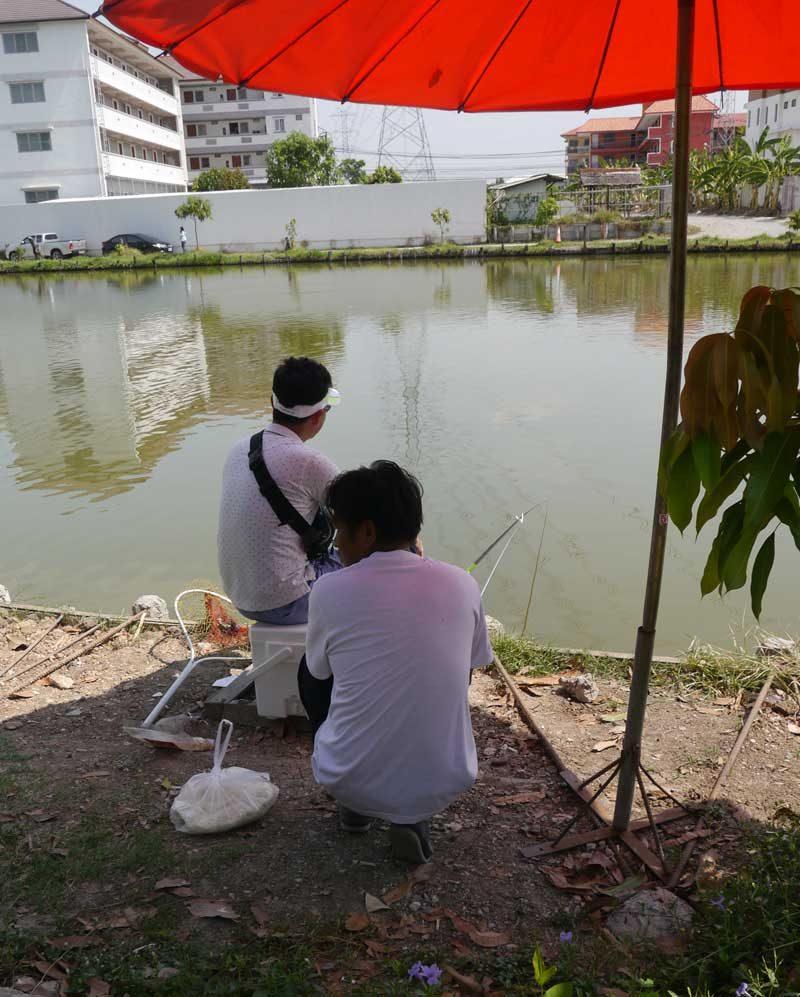 ツボッチ 釣りアドバイス