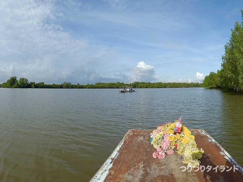 バンパコン川 ポイント