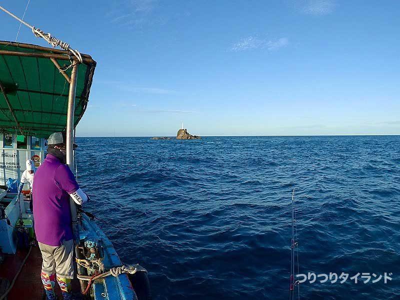 灯台島 ポイント 釣り