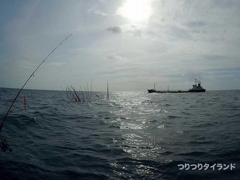 バチュアップ 釣り場