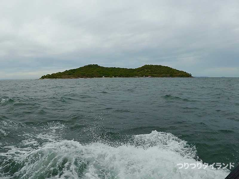 タイランド湾 航海