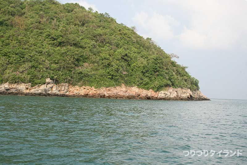 シーチャン島のチヌポイント
