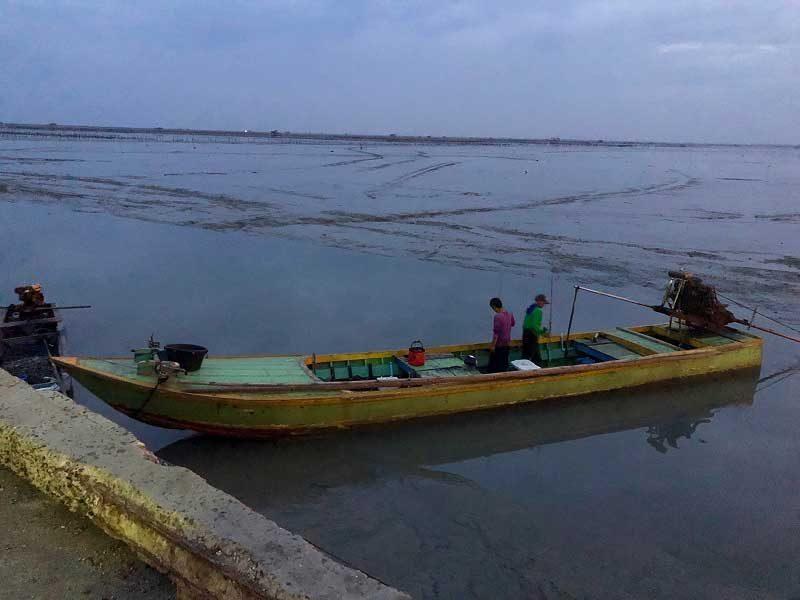バンサイ 釣り船