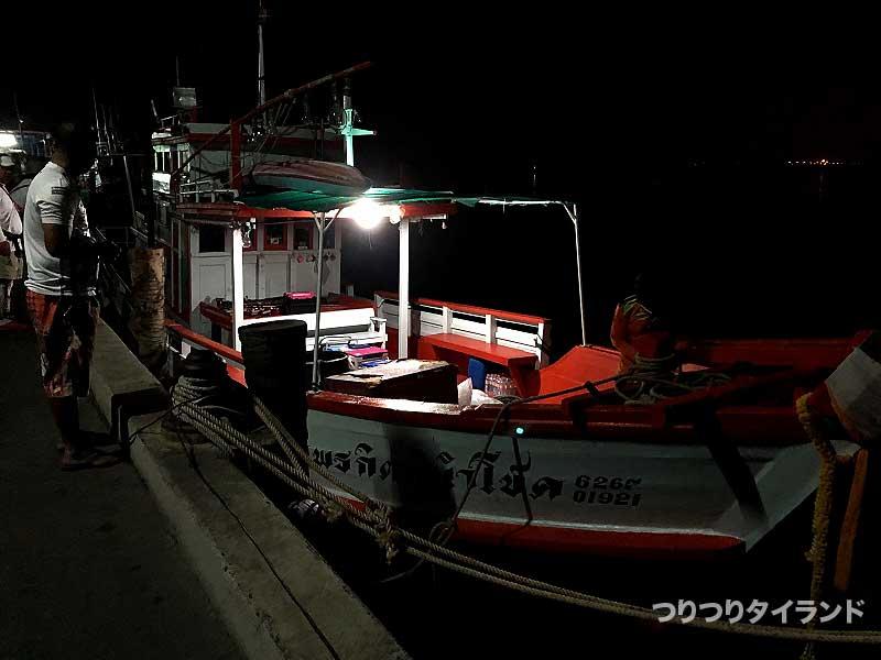 バンサレー 船
