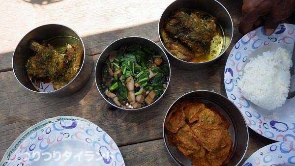 タイ南部料理