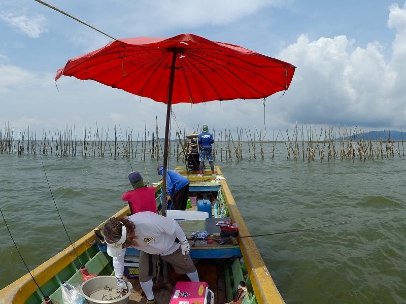 釣り船 チヌ