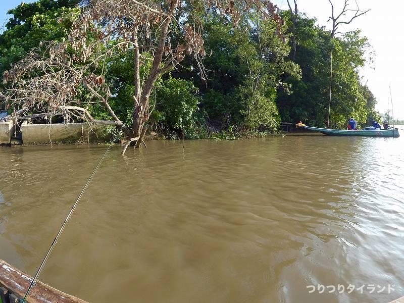 バンパコン川のポイント