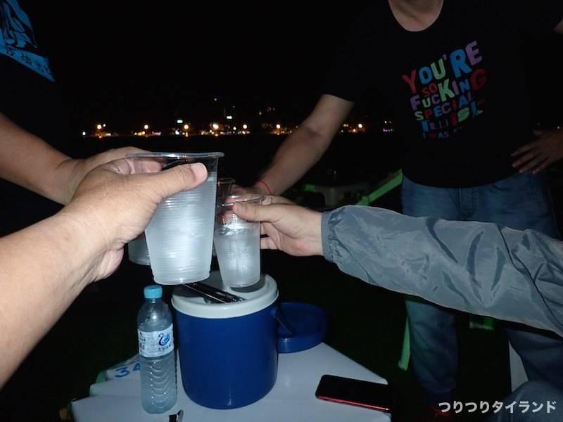 タコトリップ 乾杯