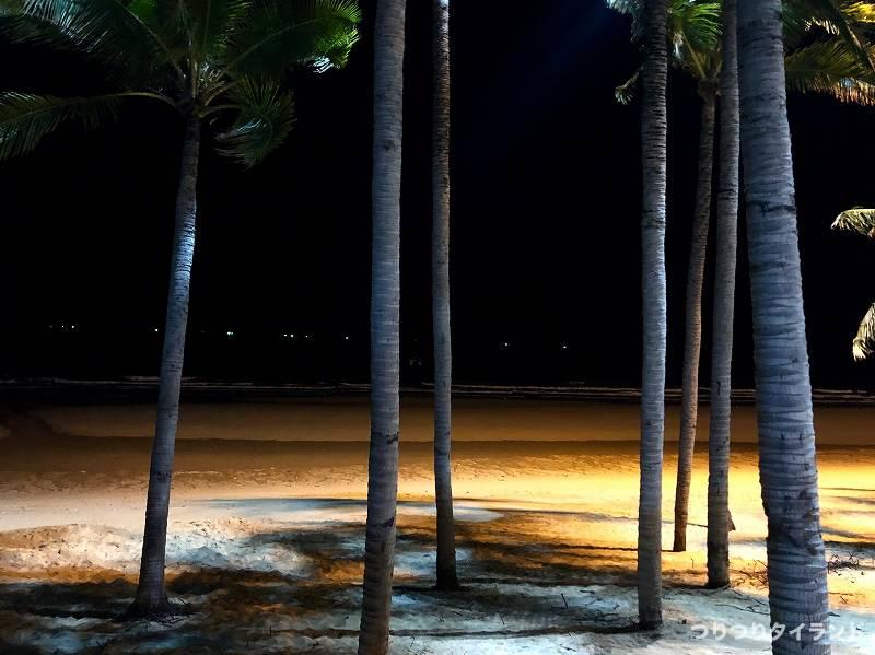 ジョムティエンビーチ 駐車場