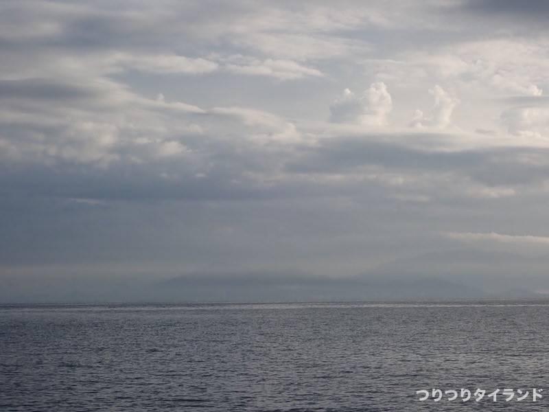 釣り場 タイランド タチウオ