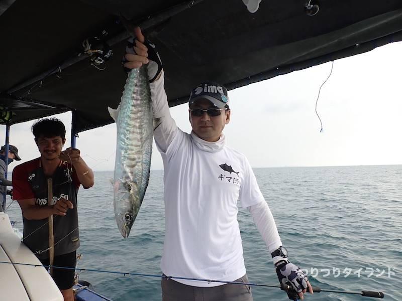 シーチャン島 プラー インシー ヨコシマサワラ