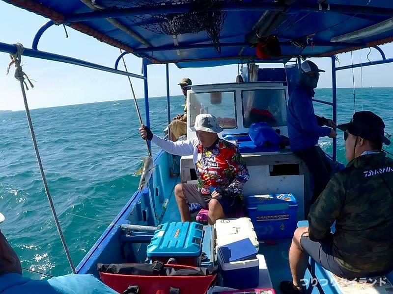 バラクーダ シーチャン島