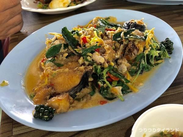 パッチャー タイ料理
