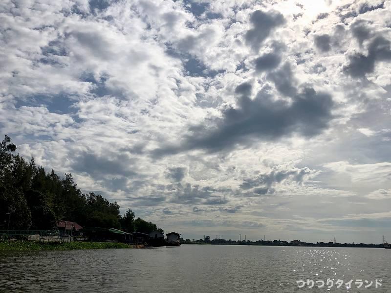 タイ チャオプラヤ川
