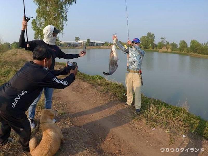 ワラゴアッツー釣る