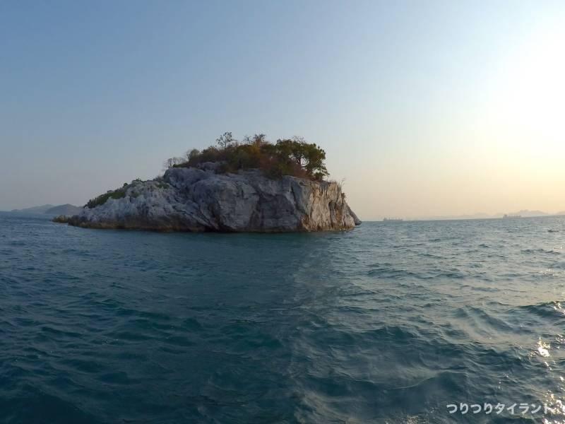 シーチャン島南端
