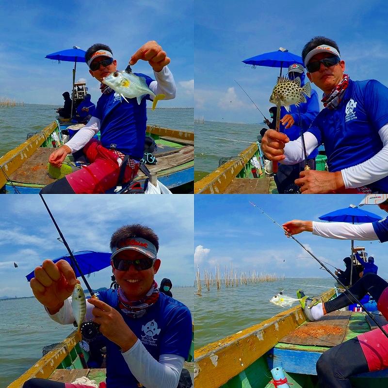 タイランド湾 釣果2