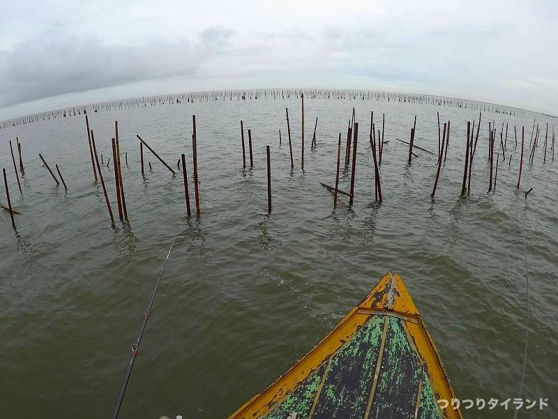 アンシラー 釣り場